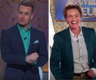 Grant Denyer and Jane Turner
