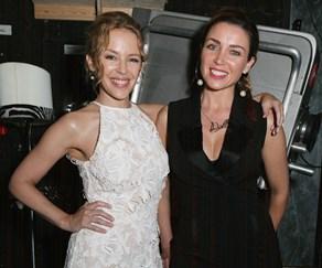 Kylie Minogue Dannii Minogue