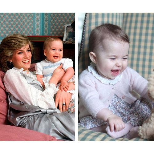Who Does Princess Charlotte Look Like Woman 39 S Day