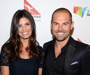 Daniel Macpherson and Zoe Ventoura