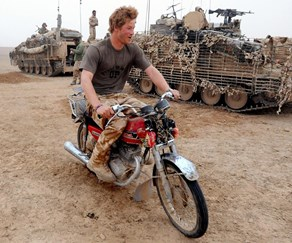 """Prince Harry's best """"bad boy"""" moments"""