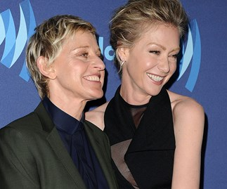 "Ellen DeGeneres and Portia de Rossi have adopted: Meet ""Kid!"""