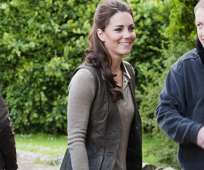 Inside the Duchess of Cambridge's hunting love affair