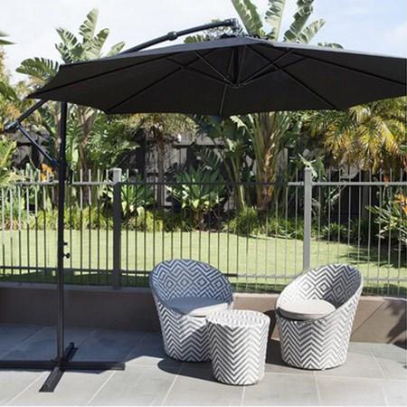 Win an outdoor umbrella!