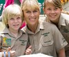 Bindi, Bob and Terri Irwin join reality show I'm a Celeb