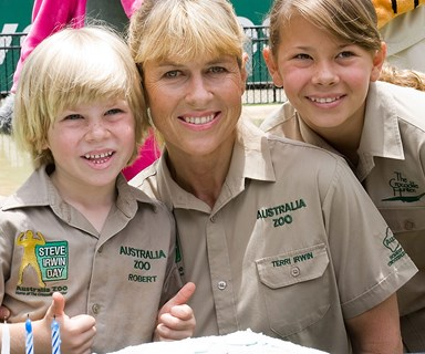 Bindi and the Irwins dance their way into celebrity infested jungle