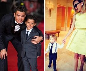 Cristiano Ronaldo and Giuliana Rancic