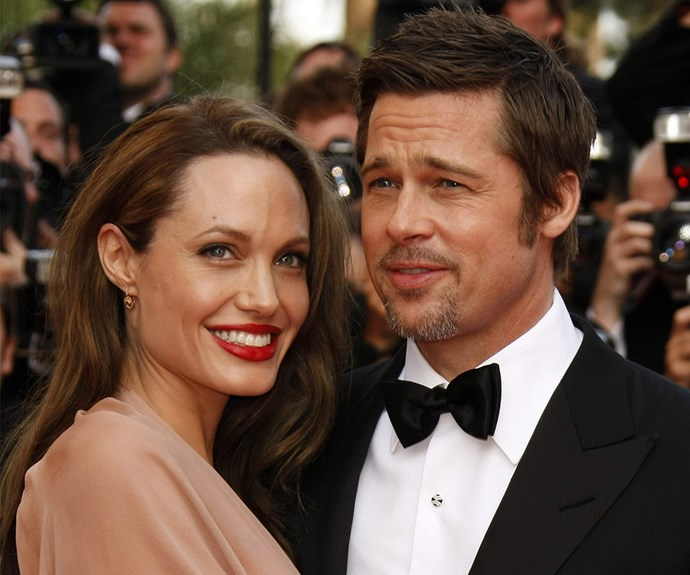 Brad Pitt and Angelina Jolie get matching tattoos