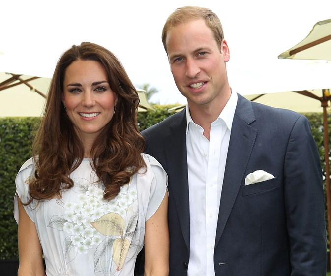 Prince William and Duchess Catherine's charming date night