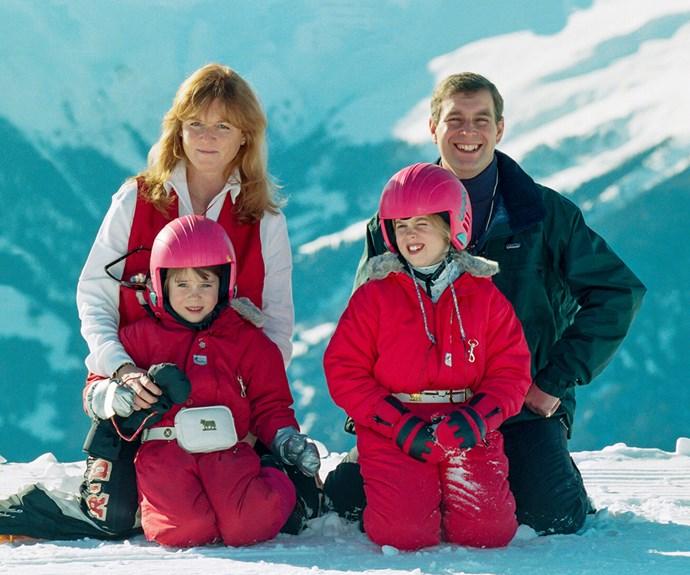 Sarah Ferguson, the Duchess of York, is moving to Switzerland!