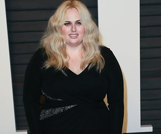 Rebel Wilson Vanity Fair Oscars party