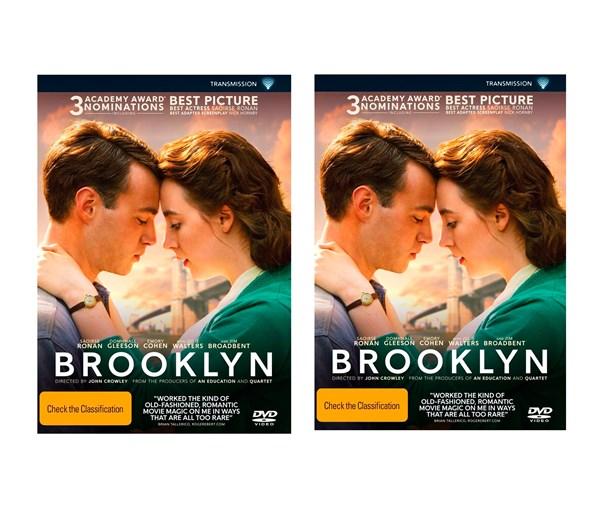 Win Brooklyn on DVD