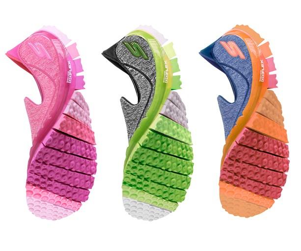 Win a Skechers Go Flex Active Pack