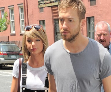 Taylor Swift and Calvin Harris reportedly split
