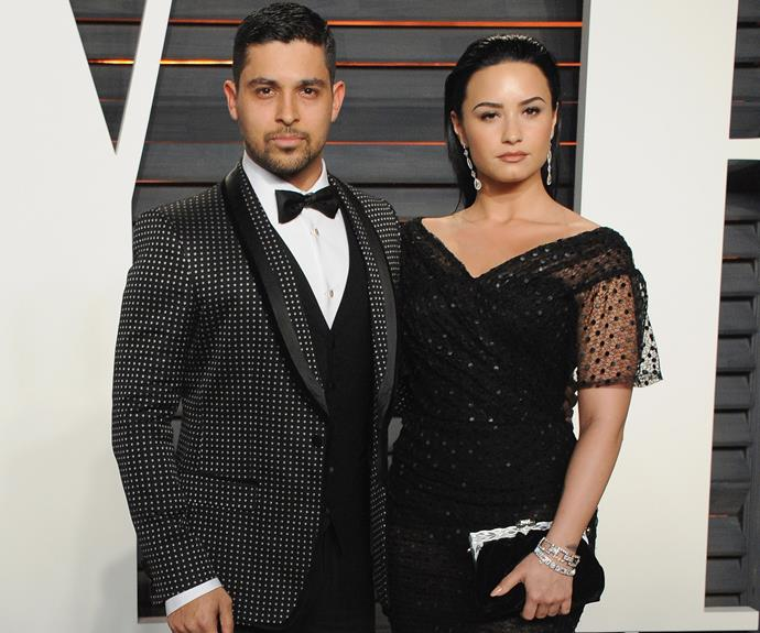 wilmer and demi relationship advice
