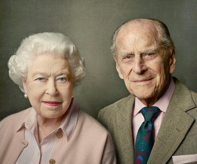 Final portrait marking The Queen's 90th birthday released