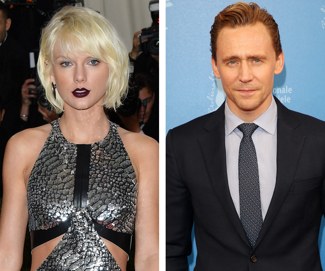 Tom Hiddleston Steps Out in NYC After Kissing Taylor Swift