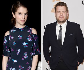 James Corden and Anna Kendrick perform a love song medley