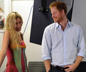 Joss Stone and Prince Harry