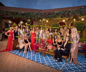 The Bachelor contestants 2016