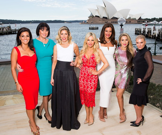 celebrity celeb news real housewives sydney cast been revealed