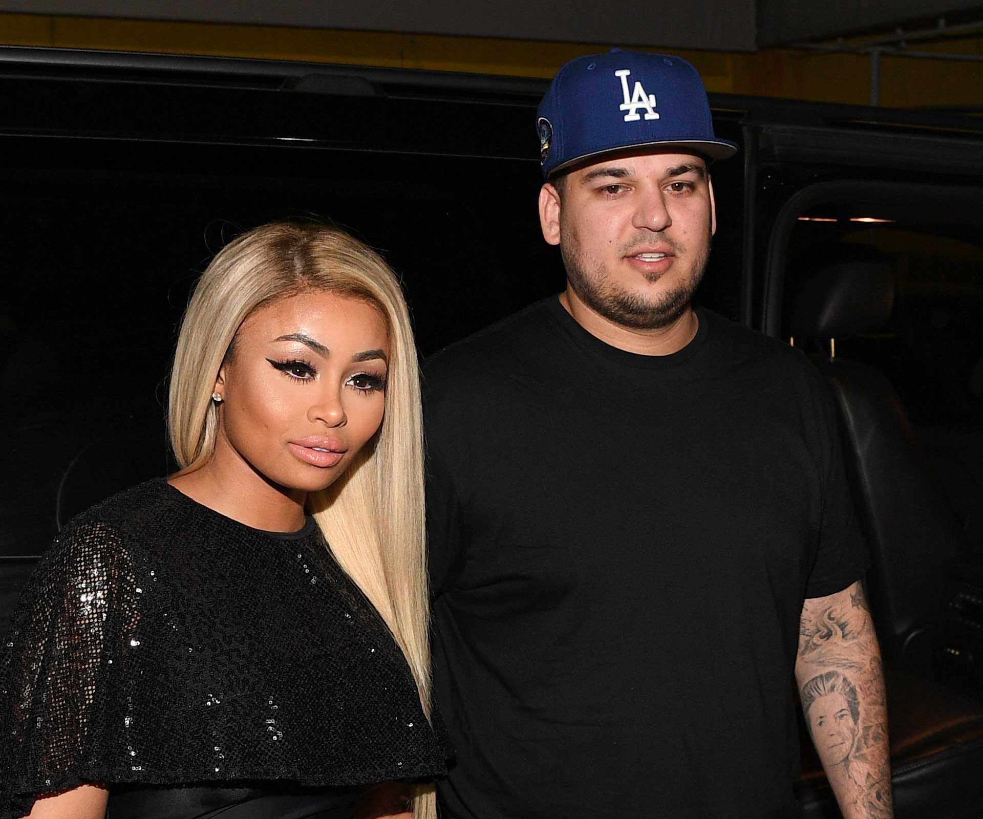 Rob Kardashian and Blac Chyna broke up after huge fight on video