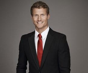 The Bachelor Richie Strahan