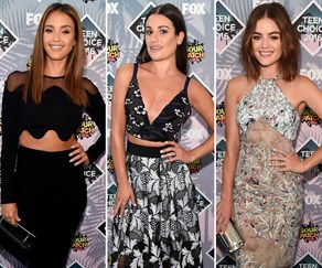 Stars at the Teen Choice Awards 2016