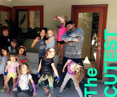 Jenna and Channing Tatum throw daughter Everly a dance party
