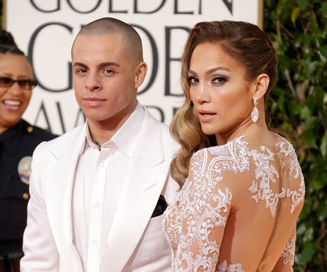 Jennifer Lopez and Casper Smart reportedly end their relationship