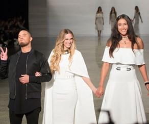 Maria Tutaia, NZ Fashion Week