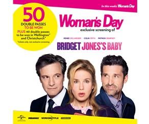 Win a double pass to our screening of Bridget Jones's Baby