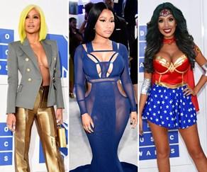 Nicki Minaj Cassie MTV VMAs