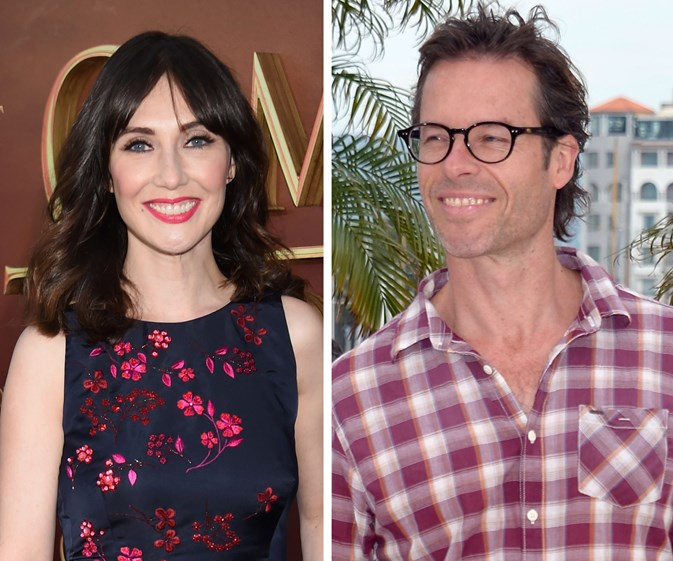 Guy Pearce and Carice Van Houten welcome a son