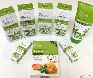 Win one of 5 By Nature skincare packs with AWW