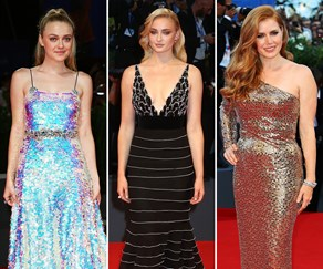 Amy Adams, Sophie Turner, Dakota Fanning