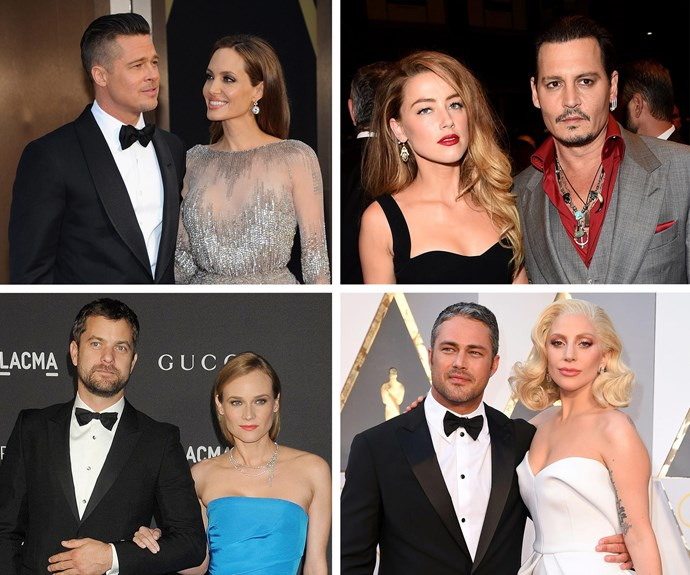 The celebrity splits that rocked 2016