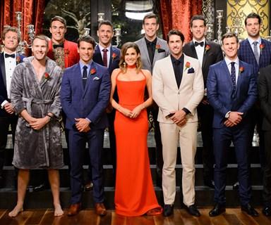 EXCLUSIVE: Georgia Love's Bachelors bare all!