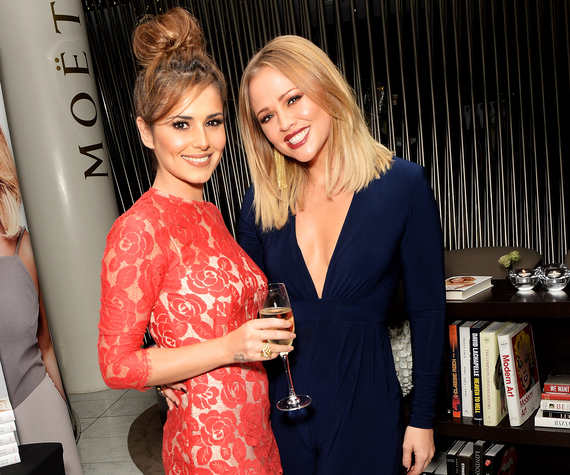 Cheryl Fernandez-Versini's best pal says she will be a 'brilliant mother'