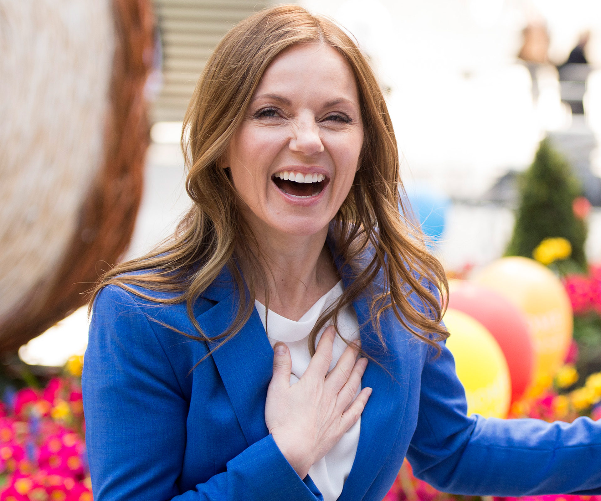 Spice Girl Geri Horner announces pregnancy