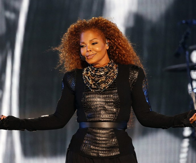 Janet is reportedly staying in London with the couple's son Eissa, who was born on January 3.