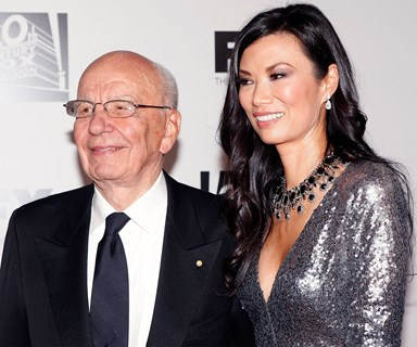 Wendi Murdoch opens up about co-parenting with her ex, Rupert