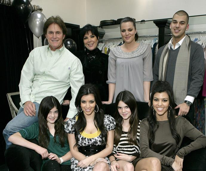 Keeping up with the kardashian 39 s ninth anniversary now for Old keeping up with the kardashians episodes