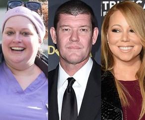 Mariah Carey James Packer Kate Fischer