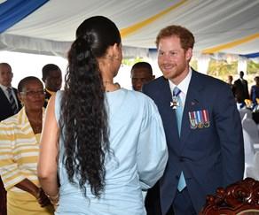 Prince Harry, Rihanna