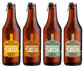 Win a pack of Mac's new Brewhouse Sodas