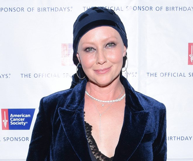 Shannen Doherty's inspiring message amid radiation