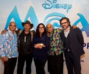 Watch: On the red carpet with the Kiwi stars of Moana