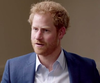 """Prince Harry's emotional interview about losing his mother: """"I never dealt with what had happened"""""""