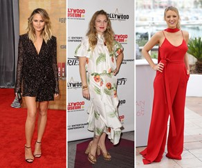 Celebrity inspired New Year's Eve outfits